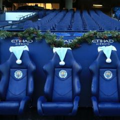 SUPERB SNOWMAN HUNT ON MANCHESTER CITY'S STADIUM and CLUB TOUR