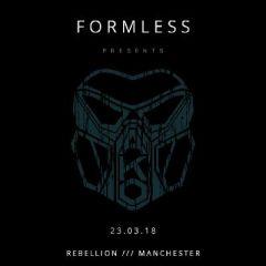 Formless: AKO Beatz // Dom & Roland / Nasty Habits / Foul Play +