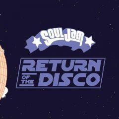 SoulJam - Return of the Disco - Cardiff