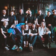 Brighton - Dutty Moonshine Big Band 'Most Wanted' Tour