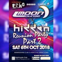 Hidden & Moonlounge Part 2
