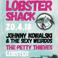 Lobster Shack - Johnny Kowalski & The Sexy Weirdos plus more