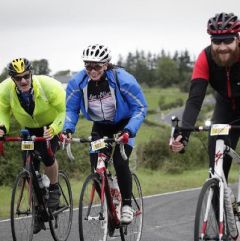 Pedal for Scotland - The Big Belter