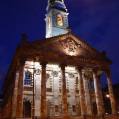 Fundraising Ceilidh for St Andrew's in The Square