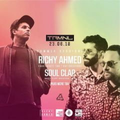 TRMNL presents Richy Ahmed, Soul Clap + more - Summer Sessions