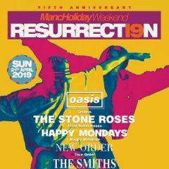 Resurrection 2019 Easter indie alldayer