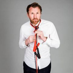 Jason Byrne: You Can Come In, But Don't Start Anything