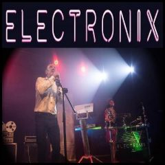 electronix 80's synth pop covers band