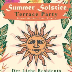 Der Liebe Presents: Summer Solstice Terrace Party