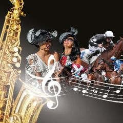 Ronnie Scott's world famous jazz club - Live after racing!