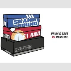 Skank Ground 5: £1 Rave (Bass VS DnB)