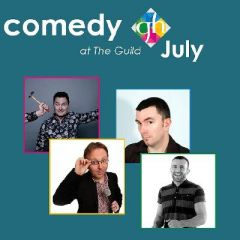 Comedy at the Guild: July