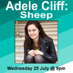 Adele Cliff: Sheep at the Oxford Comedy Festival