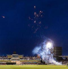 T20 Cricket Returns: Notts Outlaws v Birmingham Bears