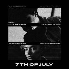 Freeminds Present: Otis Mensah live at The Parish + Guests