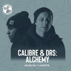 Calibre & DRS Present Alchemy