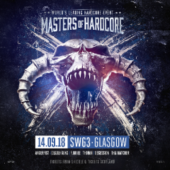 Masters of Hardcore Scotland 2018