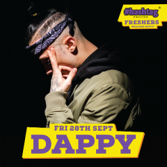 Dappy Live At Hashtag Chester