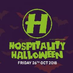 In:Motion: Hospitality Halloween