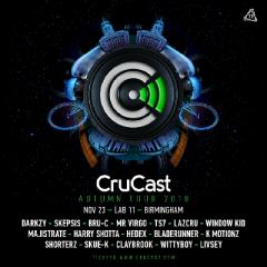 Cru-Cast Autumn Tour Birmingham