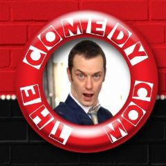 The Comedy Cow at Red Dot Bar with Paul Tonkinson
