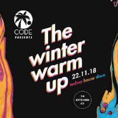 CODE: Winter Warm Up (Tech, House, Disco)