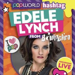 Edele Lynch From B*Witched Performing Live