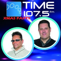 Time 107.5 Christmas Party