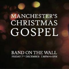 Manchester Christmas Gospel 2018