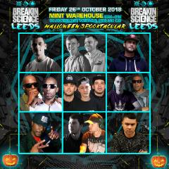 Breakin Science Leeds - Halloween Spooktacular