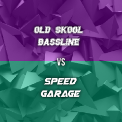 Champion Sound Presents: Old Skool Bassline vs Speed Garage