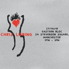 Burn Slow LP Listening Party with Chris Liebing