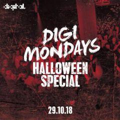 Digital Mondays Halloween Special