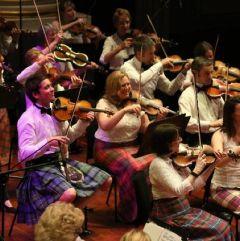Scottish Fiddle Orchestra Hogmanay Celebration