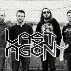 Last Agony / The Rebel Dead / Tricky Business / Born Zero