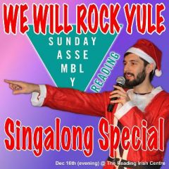Sunday Assembly Reading - We Will Rock Yule