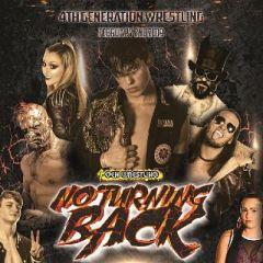 No Turning Back - 4GW Live wrestling