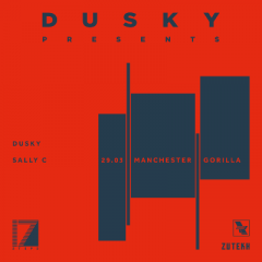WHP & Zutekh presents... Dusky & Sally C