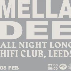 Mella Dee: All Night Long