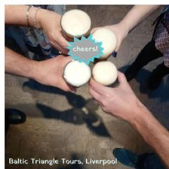Baltic Triangle Drinks Tour | do something different