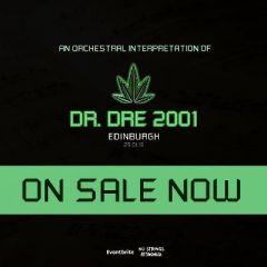 An Orchestral Rendition of Dr. Dre: 2001 - Edinburgh