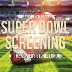 Super Bowl Sunday at The Comedy Store