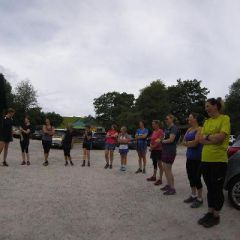 Guided Group Trail Run