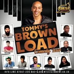 Tommy Sandhu: Brownload Comedy Tour