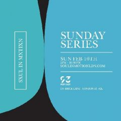 Soul In Motion - Sunday Series