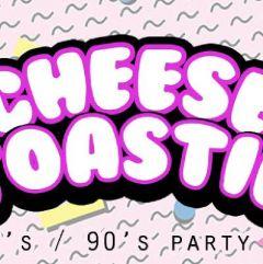 Cheese Toastie - 80's 90's 00's party