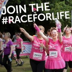 Oldham Race for Life 5K