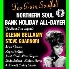 Northern Soul Bank Holiday Alldayer