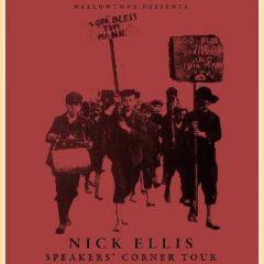 Nick Ellis - Speakers' Corner