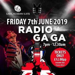 Radio Gaga - Queen Tribute